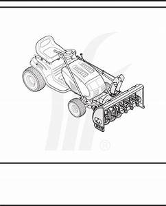 31 Yard Machine Lawn Mower Parts Diagram