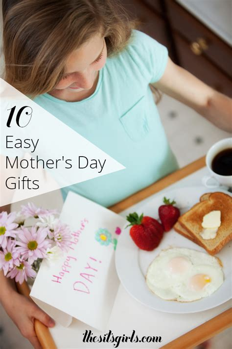 and easy s day gifts 10 diy mother s day gift ideas