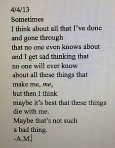 Suicide Poems And Quotes QuotesGram