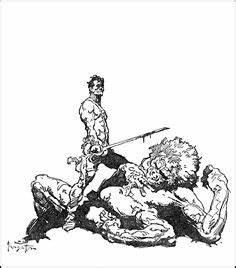 Dejah Thoris by Ty Romsa [Color] Comic Art | John Carter ...