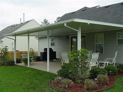 insulated roof patio cover outdoors