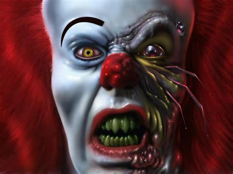 Background Digital Pennywise Clown Pennywise Wallpaper by Pennywise The Clown It By Loboquiddity On Deviantart