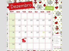 Calendário Bonifrati 2018
