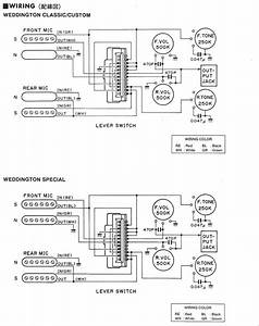 Guitar Wiring Diagram 2 Single Coil