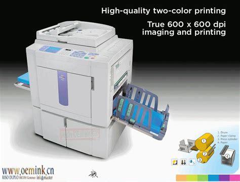 wholesale risograph rz series digital duplicator inks