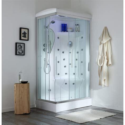 box doccia  idromassaggio  cm destro modello iride