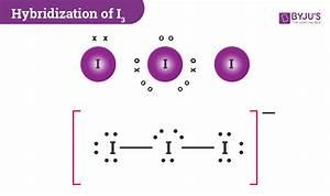 Hybridization Of I3