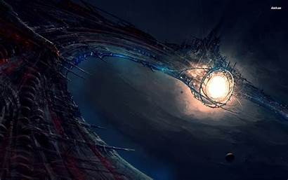 Space Station Texture Animated Fantasy Wallpapers Textures