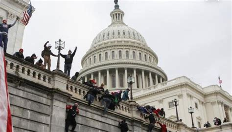 US Capitol Violence: Lawmakers Seek Immediate Removal Of ...