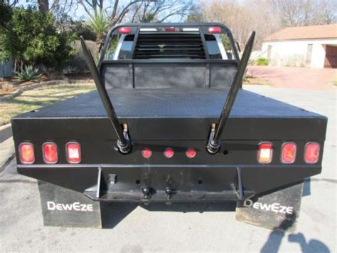 find used deweze hay spike bed ext cab 4x4 new tires bank