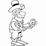 Rush Coloring Mining Drawing Miner Sugar California Nugget Cartoon Prospector Sketch Getdrawings Getcolorings Printable sketch template