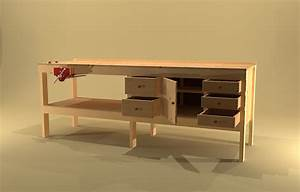 Kreg 2x4 workbench plans Blog wood