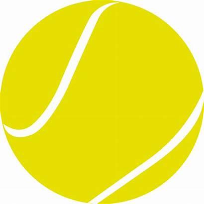 Tennis Ball Svg Clipart Clip Cliparts Cindy