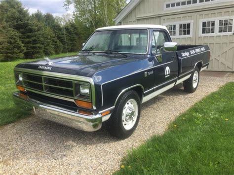 1989 Dodge Ram For Sale 1989 dodge ram d100 for sale dodge other