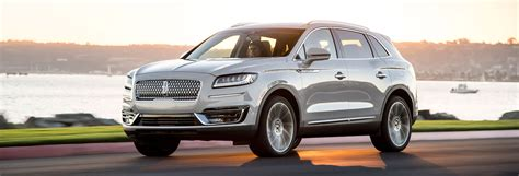 2019 Lincoln Nautilus Preview
