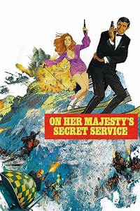 On Her Majesty's Secret Service (1969) • movies.film-cine.com