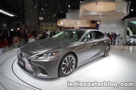 Rhd 2018 Lexus Ls At 2017 Tokyo Motor Show
