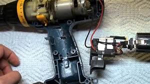 Ryobi Cordless Drill Repair  U0026quot Attempt U0026quot   Recall Model