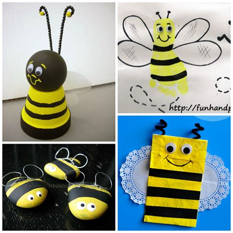buzzworthy bee crafts for to make crafty morning 315 | bumble bee crafts for kids to make