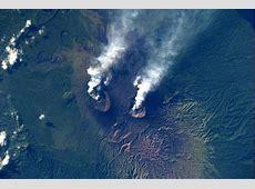 L'Etna e il Vesuvio visti dallo Spazio tra le foto più