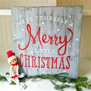 christmas in july holiday plank wood lazy susan workshop and centerpiece boxes 5 days of give