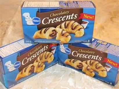 Pillsbury Crescents Easy Treats Chocolatey Crescent Rolls