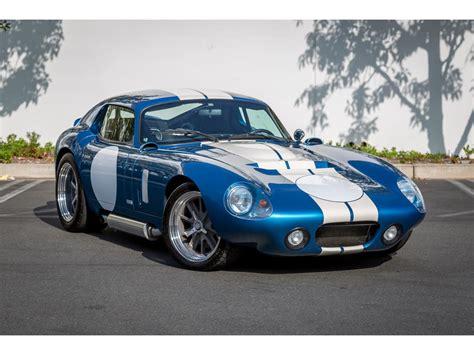 Daytona For Sale by 1966 Shelby Daytona For Sale Classiccars Cc 901528