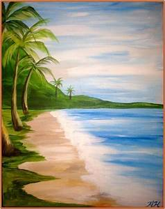 Summer, Painting, Ideas, For, Beginners