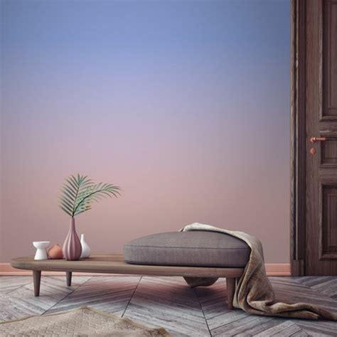 canape cuir bleu on met l 39 accent sur la couleur de peinture pour salon