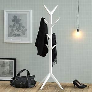 Kleiderständer Holz Weiß : garderobenst nder ascot kleiderst nder holz wei lackiert garderobe kleiderhaken eur 27 95 ~ Orissabook.com Haus und Dekorationen
