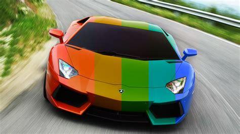 rainbow chrome lamborghini image gallery rainbow lambo