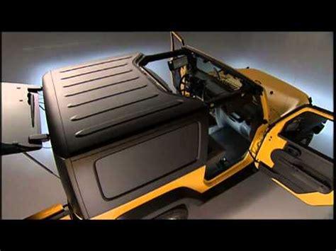 jeep hardtop removal 2013 jeep wrangler freedom top modular hard top removal