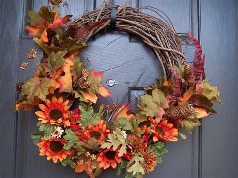 fabulous fall wreaths