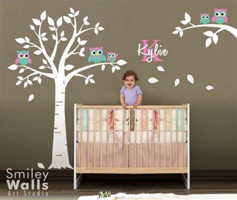 Babyzimmer Wandgestaltung by Babyzimmer Wandgestaltung Baum