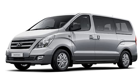 Hyundai H1 Picture by 2019 Hyundai H1 2 4 Cvvt Wagon Gls For Sale Hyundai Deals