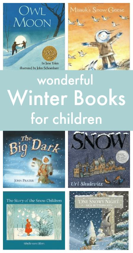 what are the best books for preschoolers the best winter books for children nurturestore 634