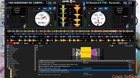 Serato DJ Pro 2.0.3 Crack with Keygen Free Download