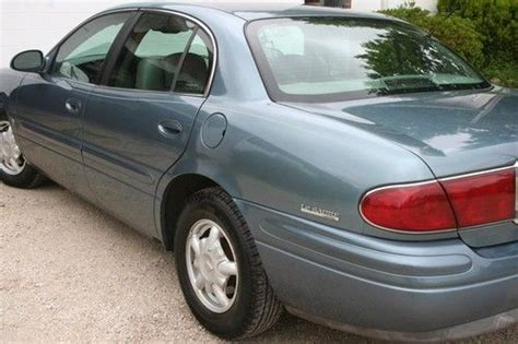 01 Buick Lesabre by Sell Used 01 Buick Lesabre Ltd 98k 1 Fam Owned Clean