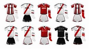 River Plate, todas las camisetas de su historia 1904 2016 ~ El Blog de Gama Cero Por Gonzalo