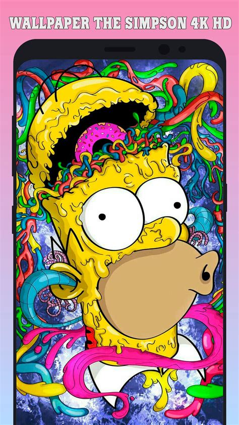 Wallpaper Simpson 4K HD for Android APK Download