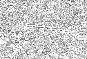 Maps: Street Map Central London