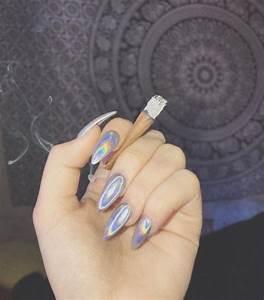 tumblr acrylic nails   Tumblr