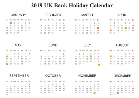uk united kingdom bank holidays calendar templates june
