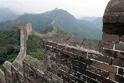 Wonders Seven Wall Travel China Machu Picchu