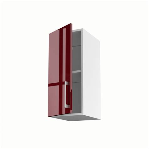 meuble bas cuisine 30 cm largeur meuble de cuisine haut 1 porte griotte h 70 x l 30 x