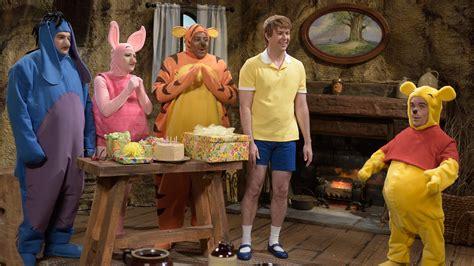 winnie the pooh live watch winnie the pooh from saturday night live nbc com