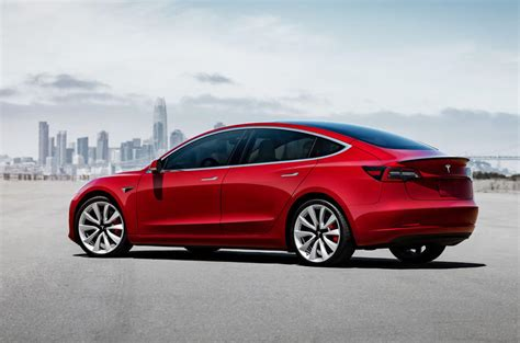 View Tesla 3 Series With Upgrades Pictures