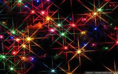 Lights Christmas Blinking Wallpapers Pretty Resolution Kb