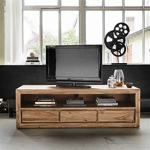 Idee Deco Salon Meuble Tv Ide Inspirante
