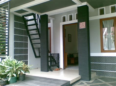 gambar model teras rumah minimalis model rumah terbaru